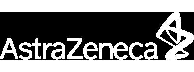 AstraZeneca White Logo