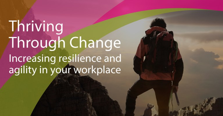 Thriving Through Change Webinar preview