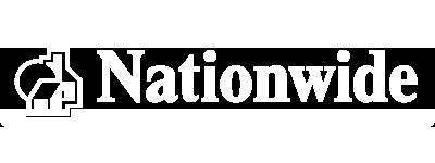 Nationwide White Logo